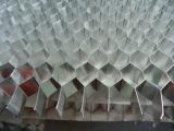 Feuille en aluminium d'âme en nid d'abeilles pour le panneau de partition (HR103)
