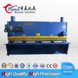 Máquina de corte da guilhotina hidráulica de QC11k com CNC opcional
