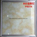 Каменной плиткой Jingan строительных материалов с остеклением мраморной плиткой из фарфора