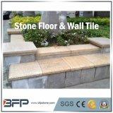 フロアーリングおよび壁のための磨かれた花こう岩の大理石の床タイル