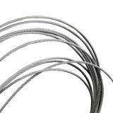 Высокая веревочка провода нержавеющей стали Tensil поднимаясь
