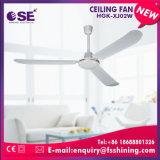 ventilador de teto elétrico de 48 '' 3 lâminas com Ce/RoHS (Hgk-XJ02W)