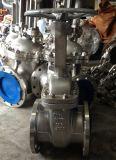 Válvula de compuerta (Z45W-16P-DN100) Válvula de compuerta de Pn10 ~ Pn100 Dn15 ~ Dn300