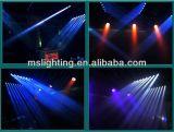 luz movente da barra do feixe do pixel do diodo emissor de luz de 8*10W RGBW4in1/luz do feixe