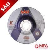 115X3X22.2mm metal disco de corte e rebolo com En12413