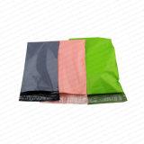 Bolsas de plástico grises duraderas con adhesivo fuerte
