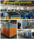 HDPE PP PVC 0.1 ~ 5L Garrafas Jars Blow Molding Machinery