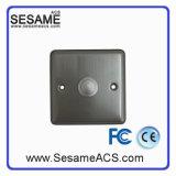Edelstahl-Tür-Taste mit blauer Hintergrundbeleuchtung (SB3R)
