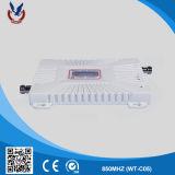 Servocommande mobile de signal de téléphone cellulaire de répéteur de signal de CDMA 850MHz