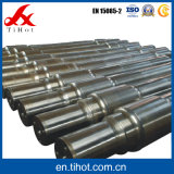 Eixo de eixo de aço de alta qualidade, forjando da China