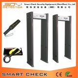 金属探知器の戸枠の金属探知器6のゾーンによるよい価格の歩行