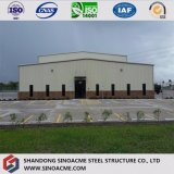 La Chine a personnalisé l'entrepôt économique moderne de structure métallique