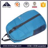 Promoção impermeável dobrável Travel Sport Duffle Backpack Bag