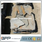 2017 Venta caliente de pizarra natural mosaico de pizarra y piedra Net