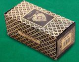 333 Poker Juegos de Cartas de plástico de oro (100% PVC)
