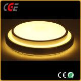 Bombillas LED IP44 16W preconfigurados CCT Multicolor de LED de salida de la luz de techo de su uso en interiores