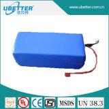 LiFePO4 Lithium-Ionenbatterie der Batterie-36V 35ah 18650 für E-Motorrad Batterie