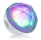 LEDはリモート・コントロールの携帯用無線Bluetoothのコンピュータのスピーカーをつける