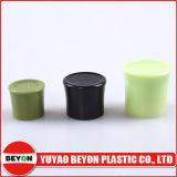 Una protezione di plastica della chiusura UV della parte superiore dell'argento di placcatura di 28mm (ZY04-A034)