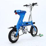 Li-Batería de la alta calidad plegable la bicicleta eléctrica elegante de China de la bici eléctrica
