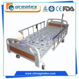 3 Funktions-elektrische Krankenhaus-Betten mit Al-Legierung 6-Rank Handläufen (GT-BE1004)