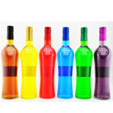 700ml 750ml garrafas de vodka de qualidade superior Espírito Whisky Garrafa garrafa de vidro