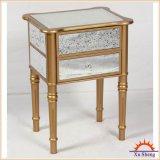 De houten Weerspiegelde Lijst van de Console - Meubilair van het Huis van Champagne het Gouden