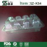Freier Plastiknachtisch-Behälter mit vier Fächern