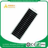 iluminação de rua solar do diodo emissor de luz da lâmpada ao ar livre Integrated do poder superior 40W