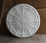 Limite máximo de PU medalhão de decoração Domes Teto Hn-042