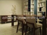 Presidenza della disposizione dei posti a sedere del tessuto del blocco per grafici di legno (C-50)