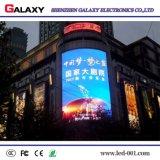 HD P5 / P6 / P8 / P10 Exposição LED de publicidade exterior