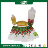 プラスチックびんのための工場価格PVC収縮の袖のラベル
