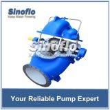 Surtidor de gasolina eléctrico centrífugo de la cubierta partida horizontal de la succión doble