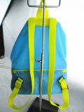 Luz - azul Waterproof o saco da nadada
