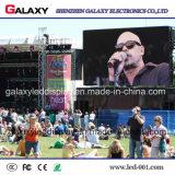 Visualización de LED a todo color al aire libre del alquiler P3.91/P4.81/5.95 para el concierto con el panel ligero