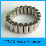 N42 de EpoxyMagneet van het Neodymium van de Cilinder van de Deklaag D5X8mm