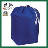 Bolsa de lino de lona de algodón de color natural para Jewellry
