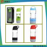 Wasserdichter im Freienwasser-Flasche Bluetooth Lautsprecher