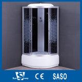 Комната ванны ливня Sauna пара массажа стеклянные просто/кабина ливня (SW-6690)
