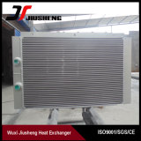 Refrigerador de aceite del compresor de la aleta de la placa del OEM para Ingersoll Rand