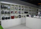 ガラスふたの台所用品が付いているドラムタイプ電気炊飯器