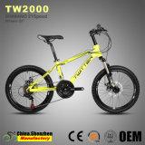 20inch l'alluminio del freno a disco di velocità della rotella 21 scherza la bici di montagna