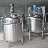 Het Mengen zich van de Zalf van het roestvrij staal Farmaceutische Vacuüm Emulgerende Tank