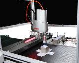 Representación visual de Auotmatic que coloca la máquina robótica de la fabricación de cajas del brazo de la robusteza (apenas hacer la colocación)