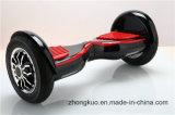 2017年! 容易な歩行安い価格のHoverboardのEスクーターの良質のバランスのスクーター10インチの