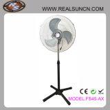 Ventilateur industriel de 18 pouces avec base croisée - Fs45-Axe