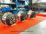 Pezzo fuso di investimento a temperatura elevata di Ulas della parte del pezzo fuso della turbina del Supercharger della lega del Turbo-Charger