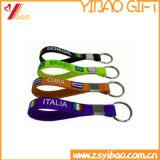Wholesale Colorized Custom Silicone Key Chain