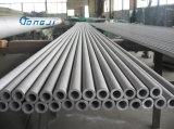 Aço inoxidável sem costura tubo de trocador de calor e condensador